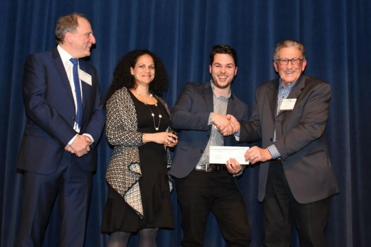 Chercheur honoré: Prix de la relève C.I.EAU